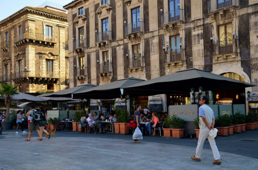 Caffe del Duomo - Things to do in Catania