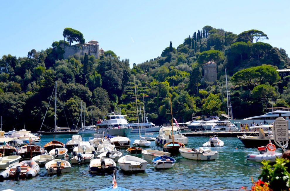 Visiting Portofino