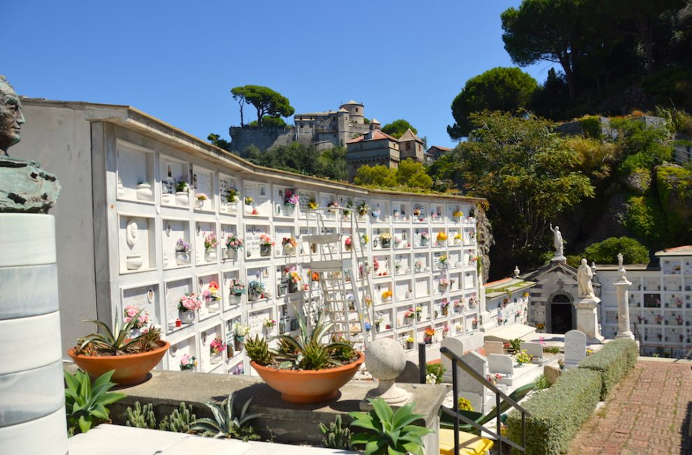 What to see in Portofino - the Cemetery