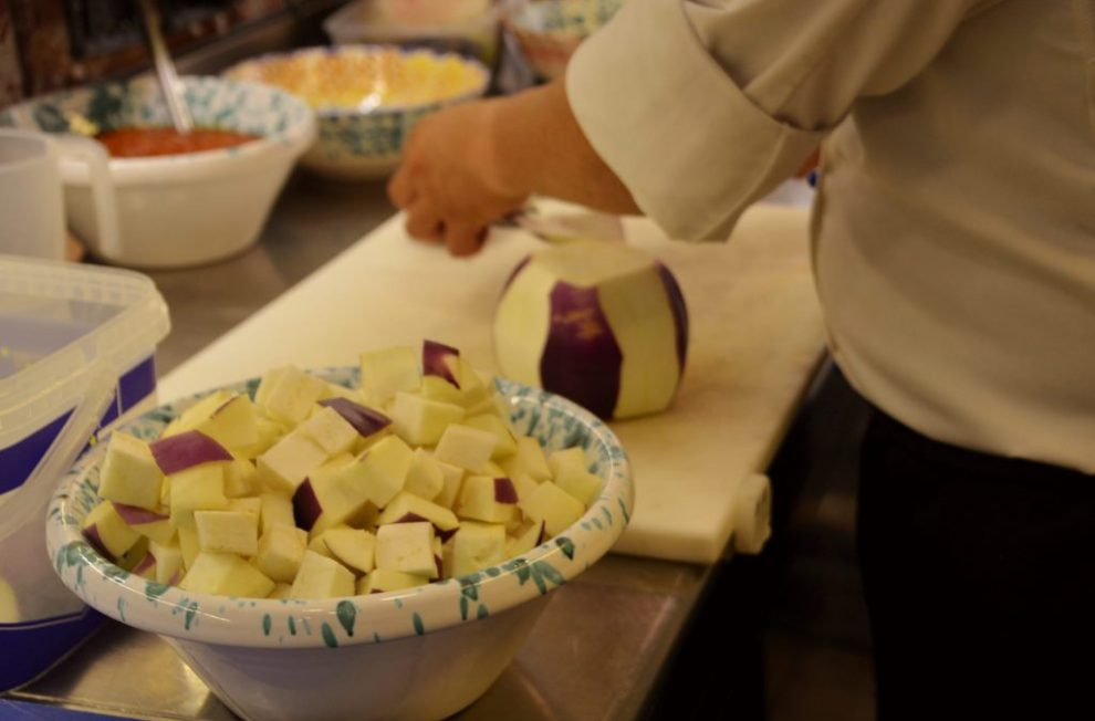 Sicilian Cooking Class