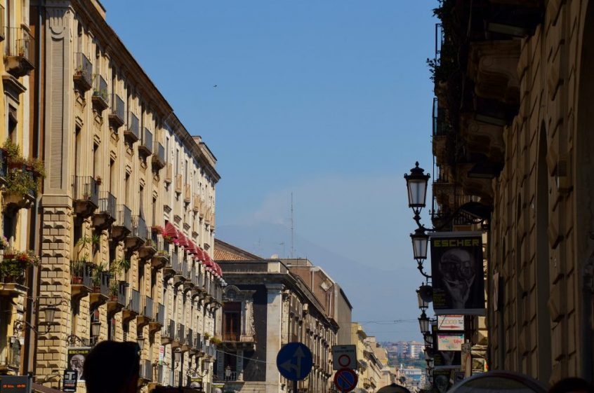 Things to do in Catania, Sicily - Admire Etna