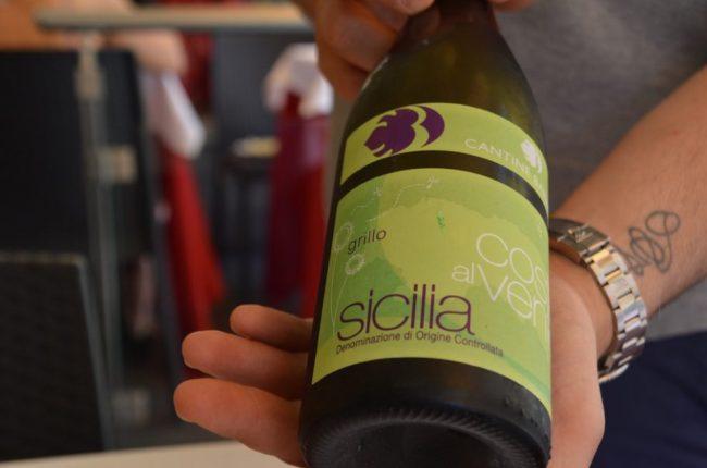 Sicilian Grillo Wine