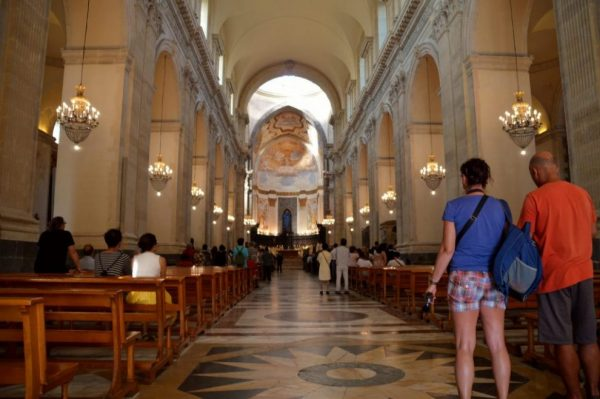 Things to visit in Catania - Cathedral in Catania, Sicily