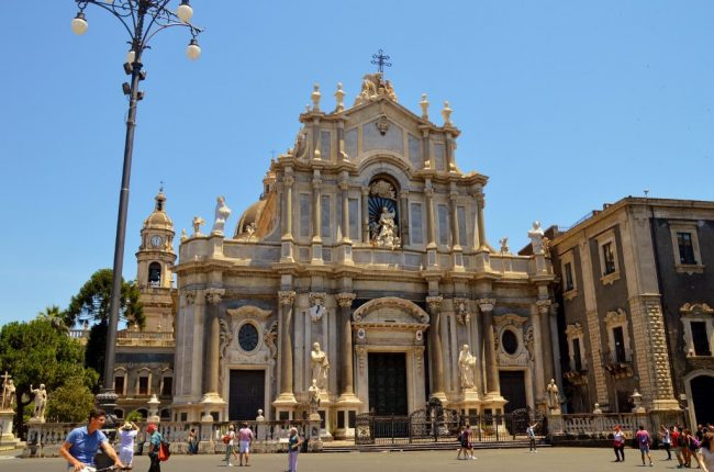 Santa Agata Duomo in Catania