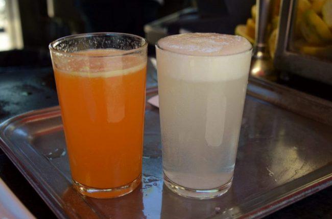 Things to drink in Catania - Lemon Selz