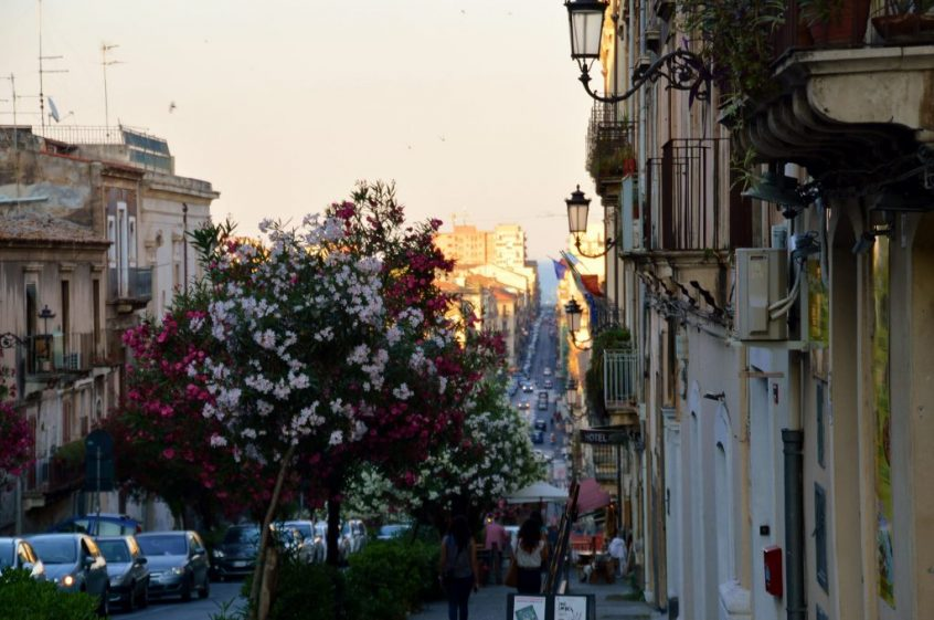 Things to do in Catania - admire the landscape