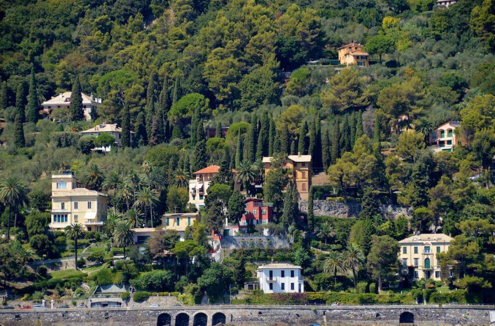 Mansions in Liguria