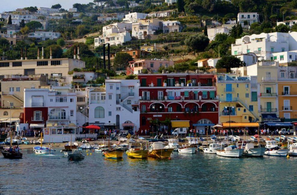 Things to do in Amalfi Coast - visit Capri
