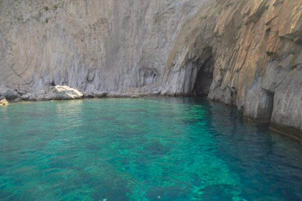 Visiting the beautiful Islands off Italy around Lipari