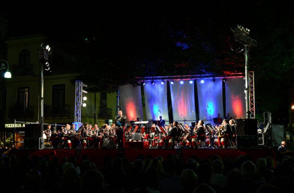 Live music in Sorrento on the Amalfi Coast