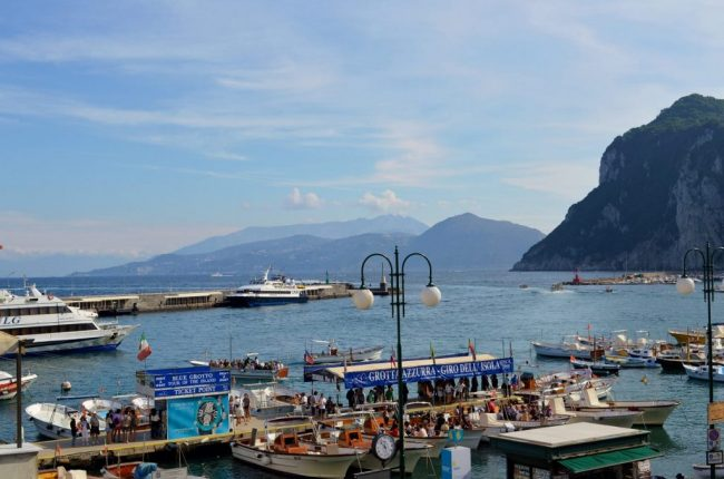 Things to see on Amalfi Coast is the stunning landscape