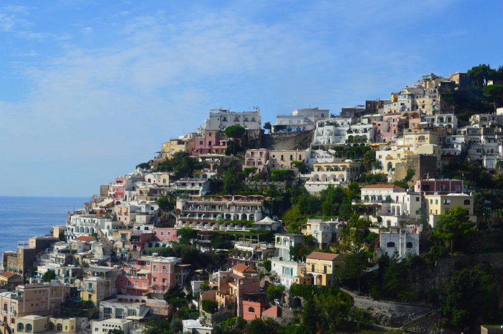 A visit to Amalfi Coast wouldn't be the same without a stop in Positano, Italy