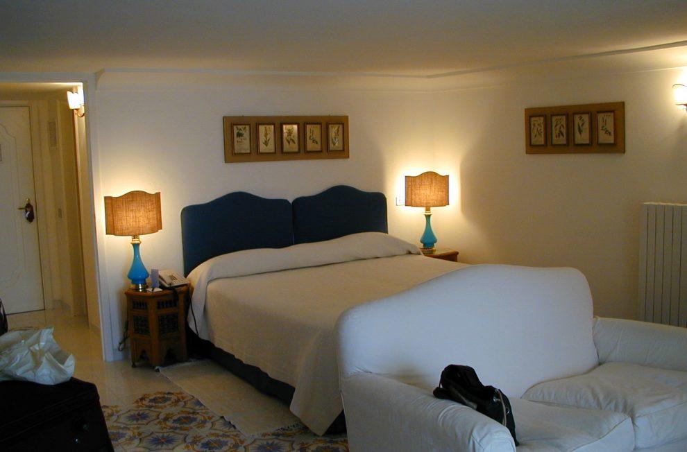 5* luxury on Amalfi Coast - Hotel Le Sirenuse double room facing the sea