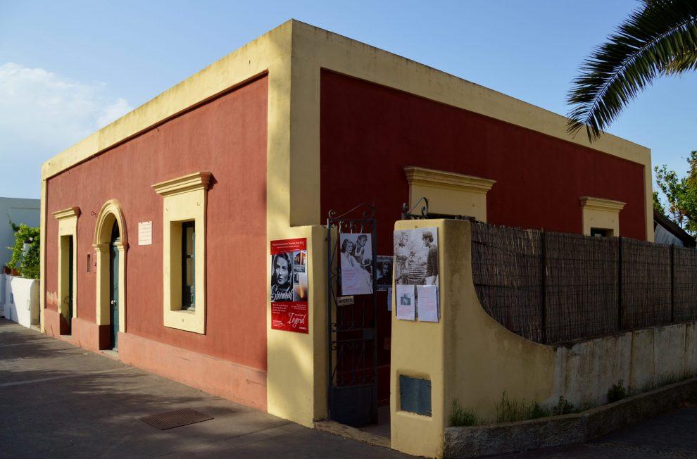 Terra di Dio Museum on Stromboli Aeolian Island Sicily