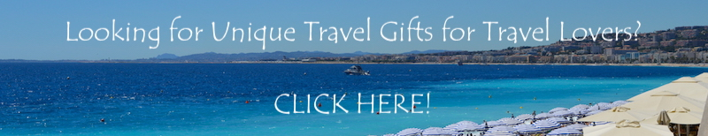 Travel gifts for travel lovers