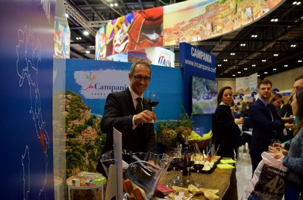 World Travel Market Italy 2017