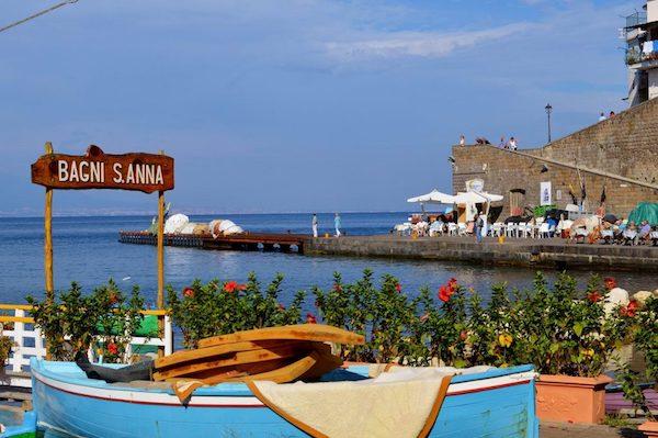 Bagni S. Anna in Sorrento Italy