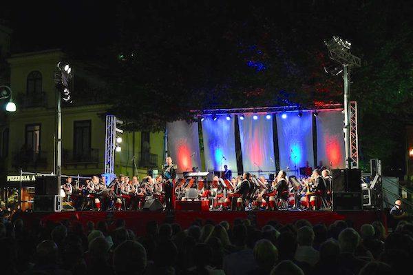 Concert in Piazza Tasso Sorrento