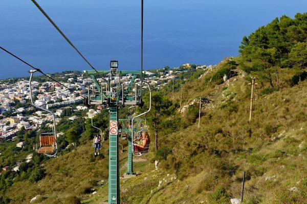 Views from Anacapri