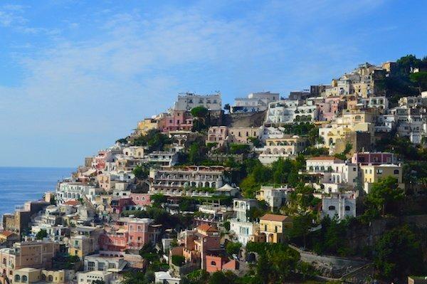 things to do on the amalfi coast - visit positano