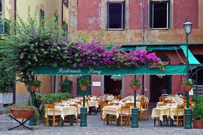 Ristorante Puny Portofino ©About Going Places