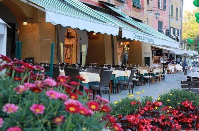 Taverna del Marinaio Portofino ©Taverna del Marinaio