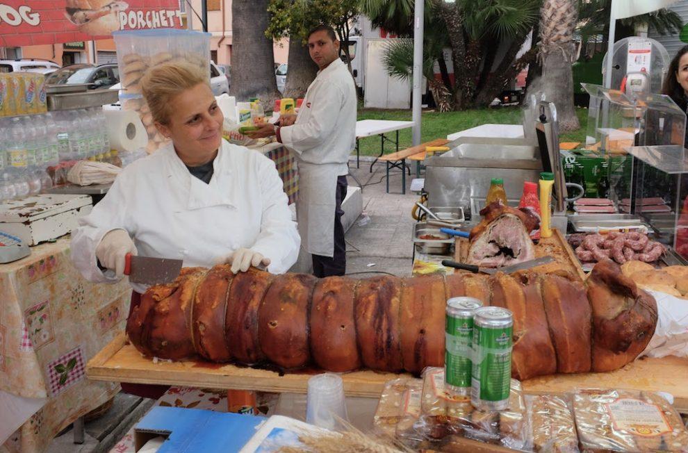Traditional Porchetta