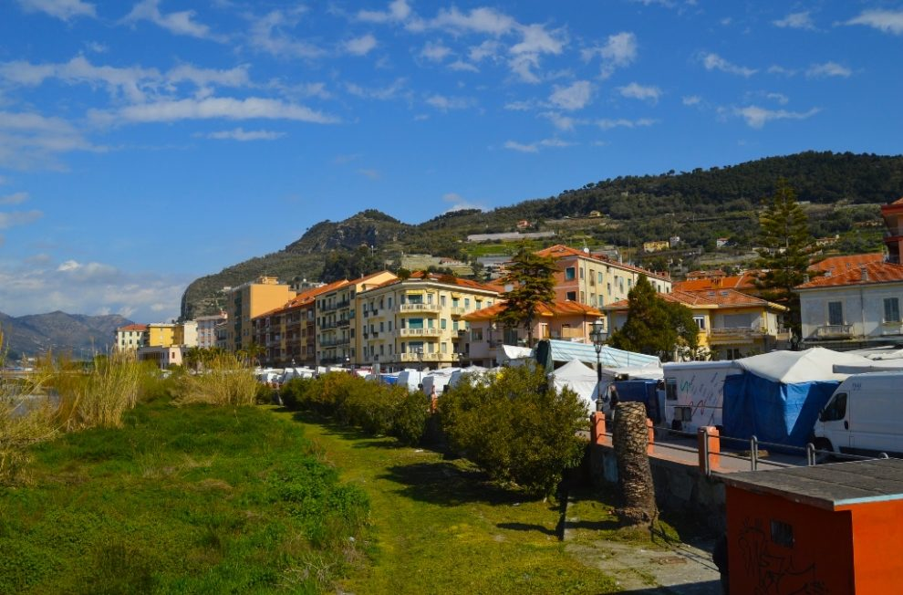 Nice to Italy Day trip - Ventimiglia