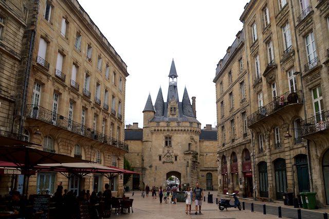 Central Bordeaux