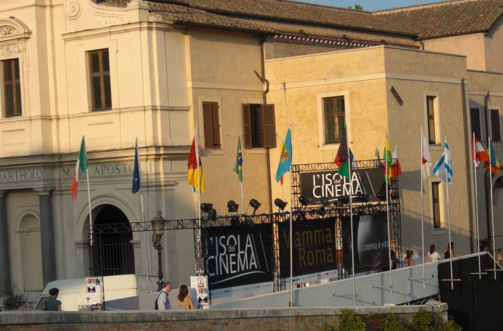 L'isola del Cinema Roma