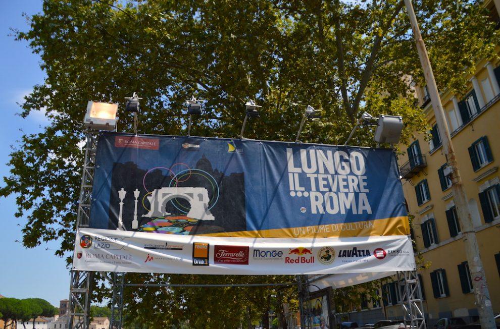 Rome Lungo il Tevere