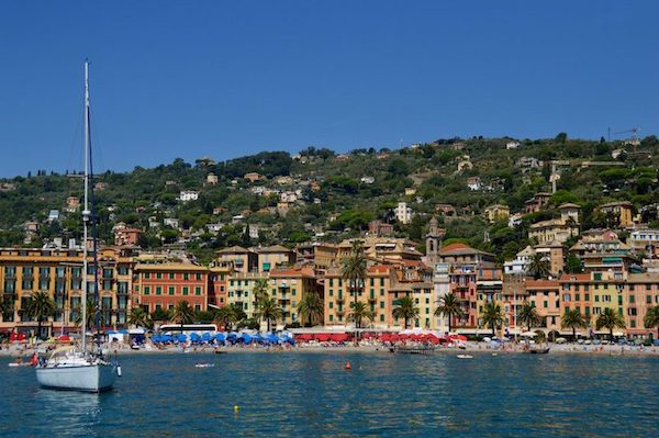 Santa Margarita Ligure Beach