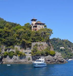 Views from Portofino, Italy