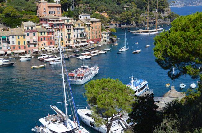Portofino Italy Harbor