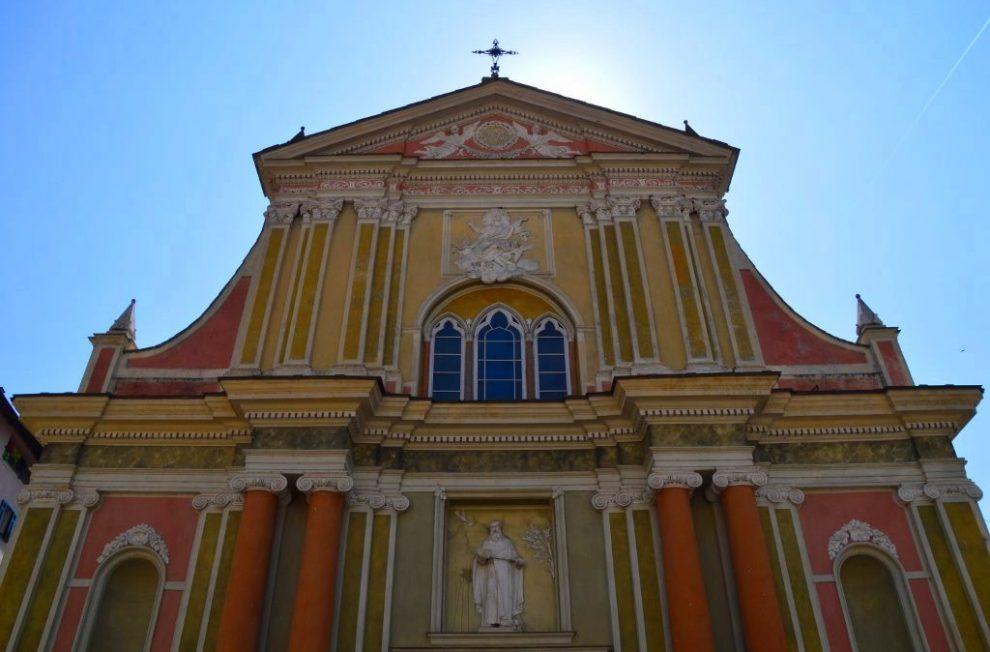 Chiesa San Giorgio in Dolceacqua Italy