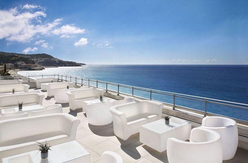 Meridien Hotel La-Terrassee-Rooftop-Lounge