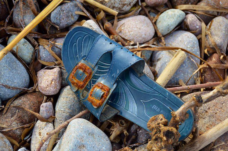 Rusty Sandal