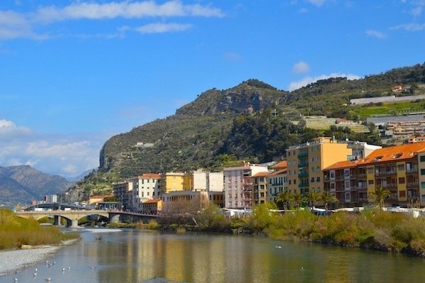 Views of Ventimiglia