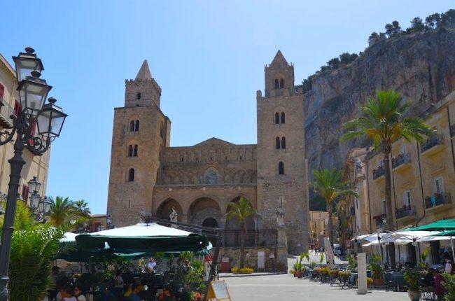 Duomo of Cefalu, Sicily