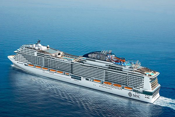 MSC-Meriviglia ©Cruise Direct