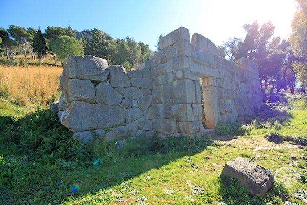 Temple of Diana Cefalu ©CefaluGuide
