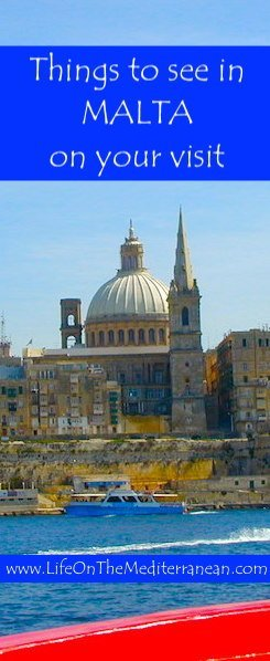 Things to see in Malta on your visit