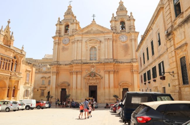 Mdina Malta Photo