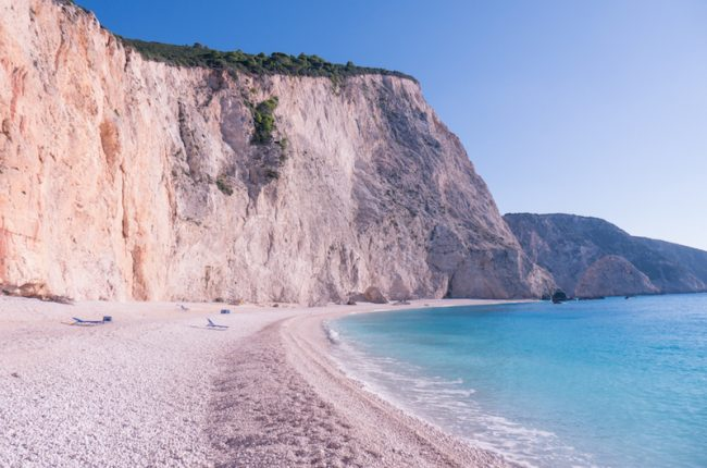 Greek island holidays to Lefkada