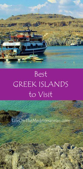 Rhodes Greece Pin