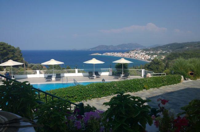 Island of Samos Greece