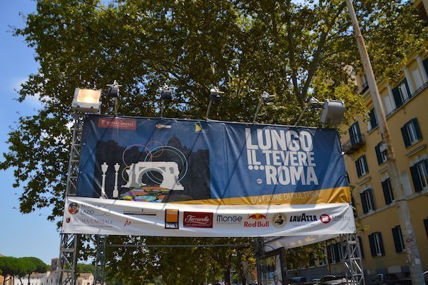 Welcome to Lungo il Tevere