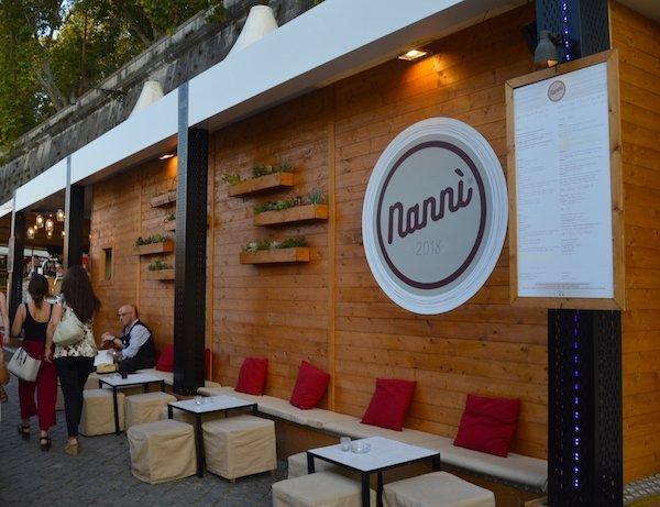 Nanni Restaurant Lungo il Tevere