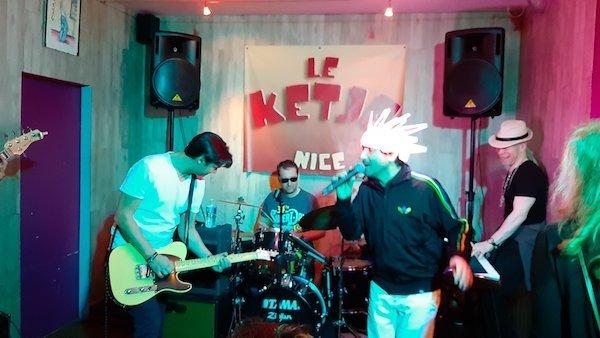 Le Ketje Bar in Nice
