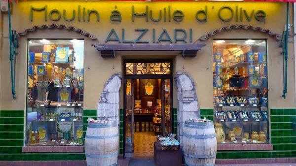 Moulin a Huile a Olive Alziari